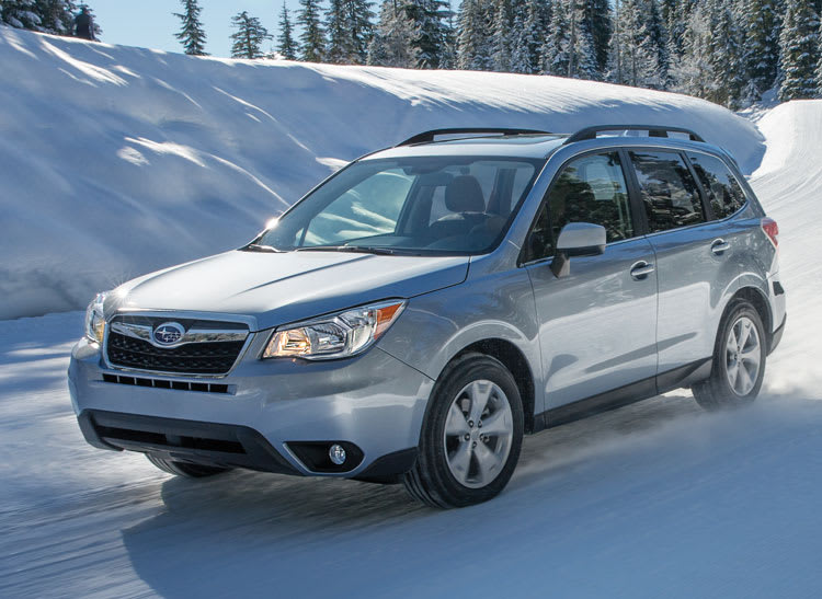 The Subaru Forester is one of the most popular family cars on the road