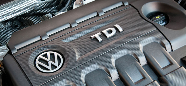 Volkswagen TDI diesel engine. Consumer Reports tested VW Diesel Fuel Economy