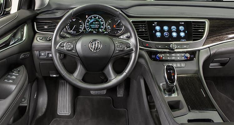 2017 Buick Lacrosse Configurations >> Redesigned 2017 Buick LaCrosse Walks a Fine Line