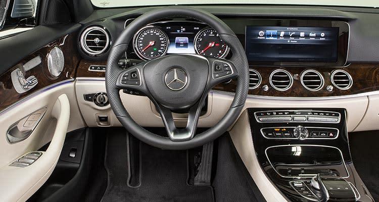 2017 Mercedes-Benz E-Class First Drive - Consumer Reports