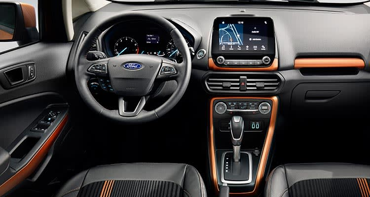 Preview 2018 Ford Ecosport Suv