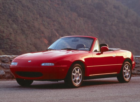 25 Years of the Mazda MX-5 Miata - Consumer Reports News