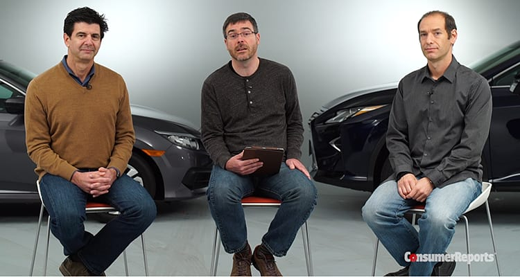 Talking Cars with Consumer Reports with Gabe, Tom, and Jake