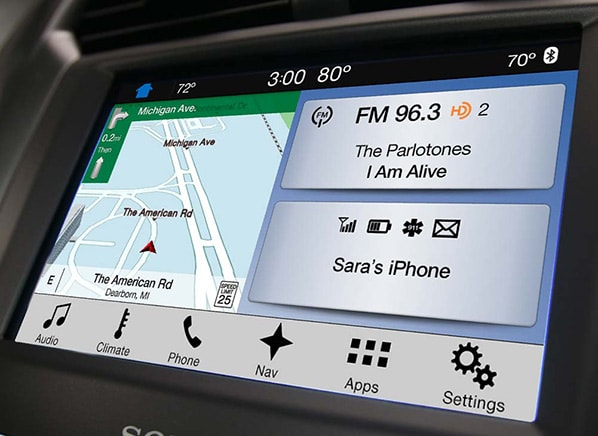 Ford Sync 3 Touchscreen Pulls Plug On Myford Touch Consumer Reports