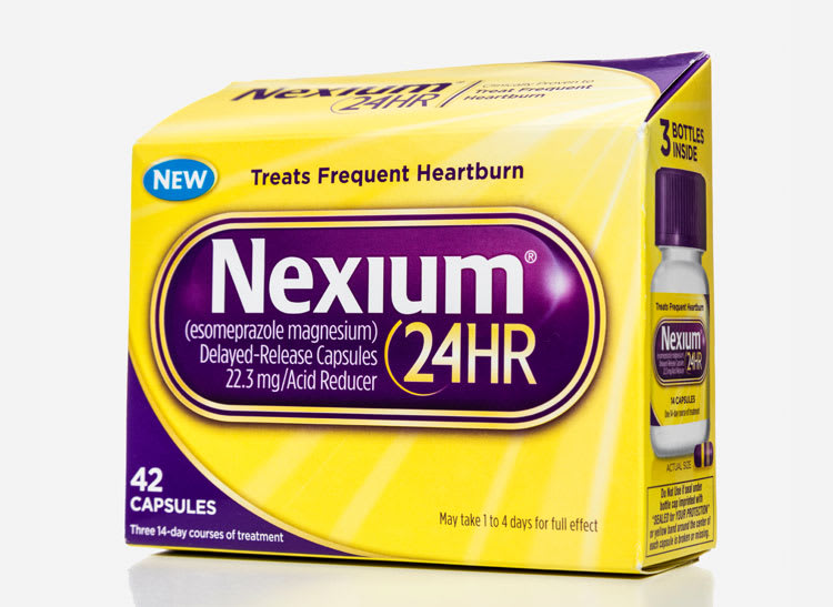 Why You Shouldn't Rely on OTC Nexium for Heartburn - Consumer Reports
