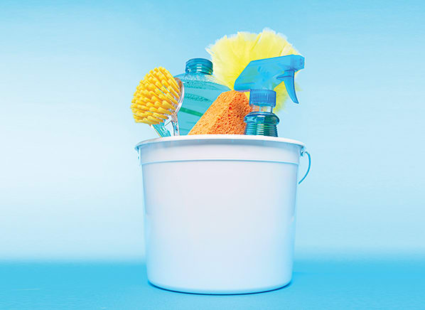 Safer cleaning supplies to get the job done - Consumer Reports