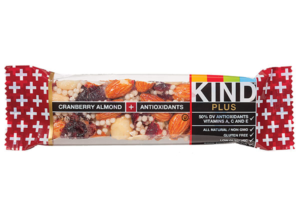 FDA Says Kind Bars Aren't Healthy - Consumer Reports
