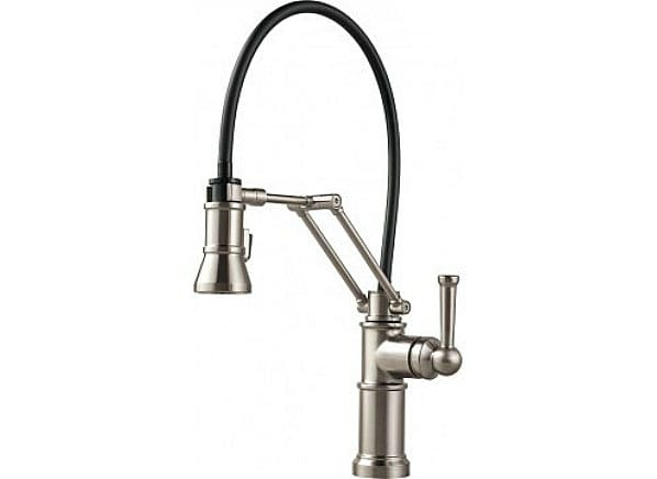Brizo Artesso Articulating Faucet |Faucent Reviews ...