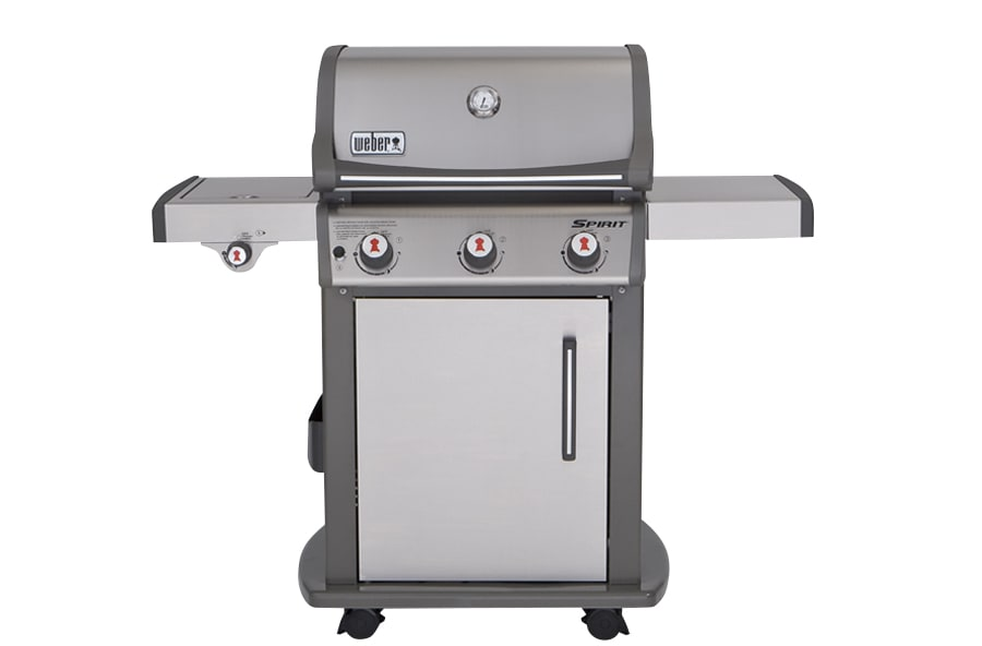 A midsized grill.