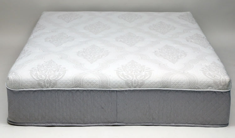 Novaform 14-inch Serafina Pearl Gel might be a good bed to consider after mattress recycling