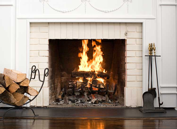 Clean your chimney, and other fall chores.