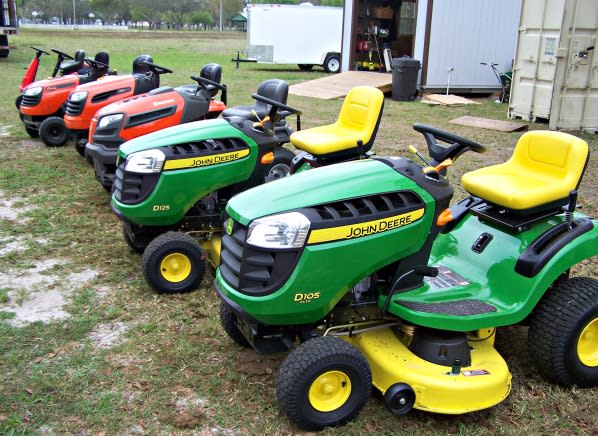 New 2014 Mowing Gear | Highlights From Our Tests - Consumer