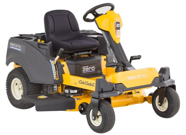 Best Riding Mowers | Cub Cadet RZT-S42 Zero - Consumer Reports News