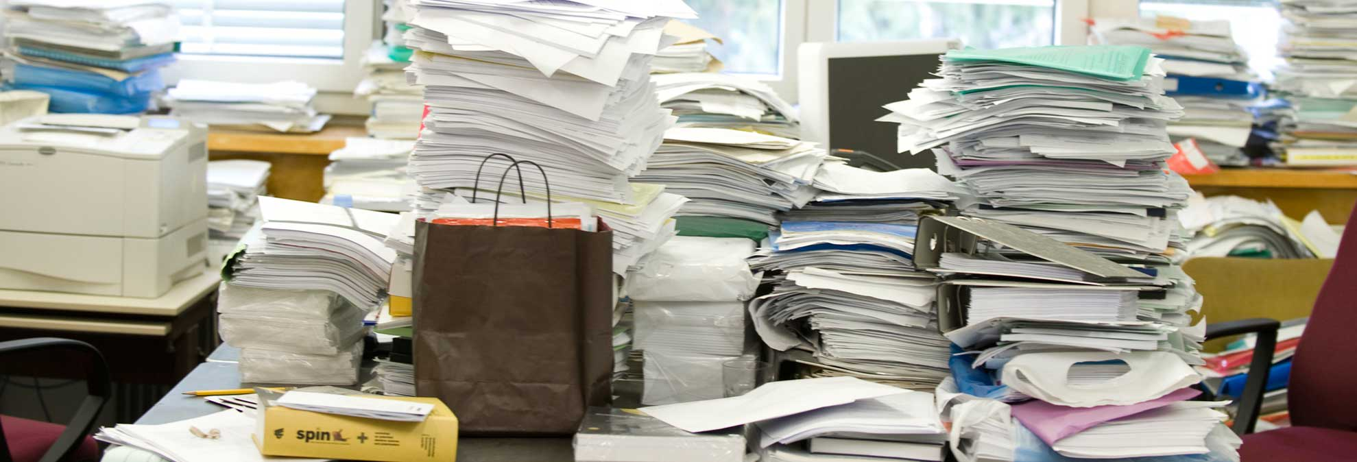 Mobile Scanner Apps Can Help Eliminate Paper Piles