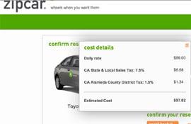 Zipcar Vs Hertz Rental Car Comparison Consumer Reports News