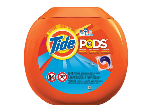 The Problem With Laundry Detergent Pods - Consumer Reports