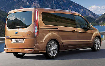2014 Ford Transit Connect Microvan Consumer Reports