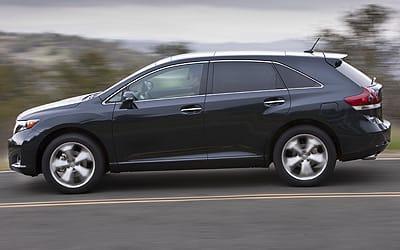 2013 Toyota Venza Consumer Reports