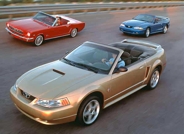 Ford Mustang Consumer Reports >> Celebrating 50 Years Of America S Pony Car Ford Mustang Consumer