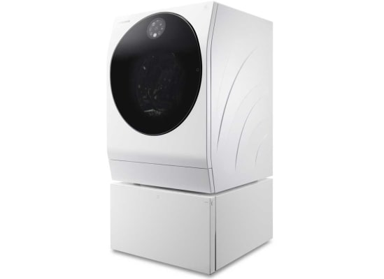Home improvement trend: All-in-one washer-dryer.