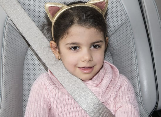 Should Your Child Still Be Using a Booster Seat? - Consumer