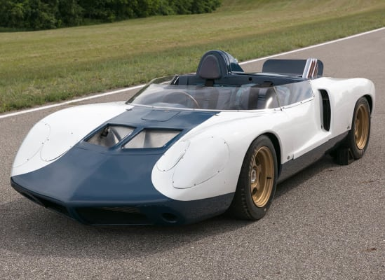Chevrolet Engineering Research Vehicle - CERV II