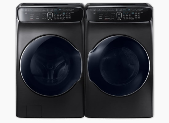 Samsung FlexWash WV60M9900AV Washer and Samsung FlexDry DVE60M9900V