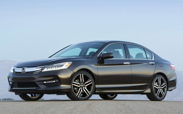 Honda Accord is an ideal car for teen driving