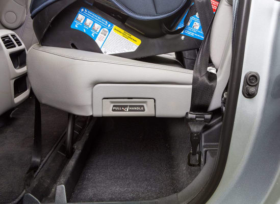The Tether Attaches To Anchor Located Under Seat This May Require Extending Your Strap Its Fullest Or Installing Child