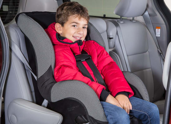 960463528 The Dangers of Winter Coats and Car Seats - Consumer Reports