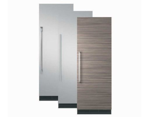 Home improvement trend: Column refrigerators.