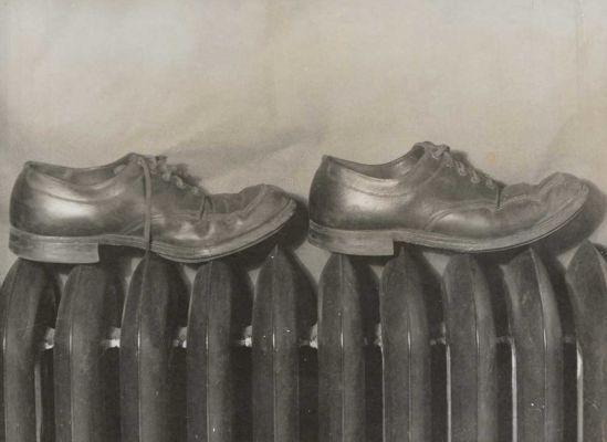 Men's shoes, 1948