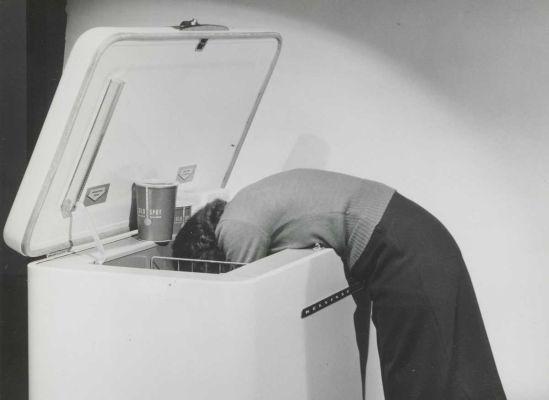 Home freezers, 1952