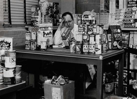 Dog food, 1960