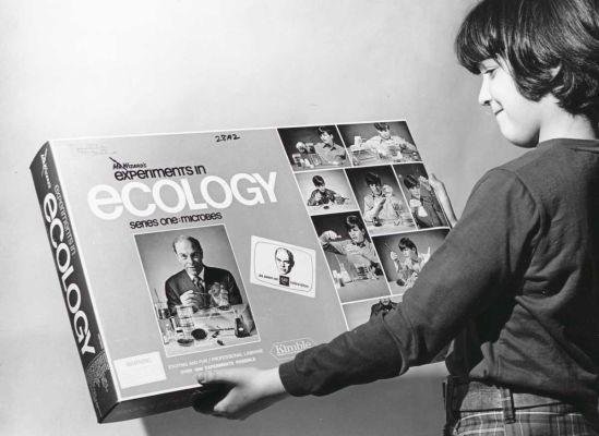 Ecology kits, 1973