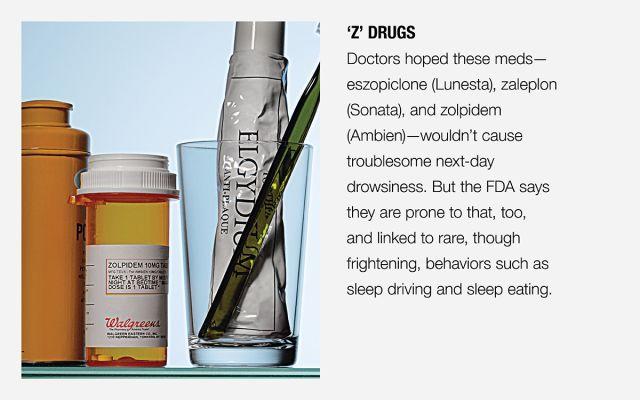 Doxylamine succinate vs ambien