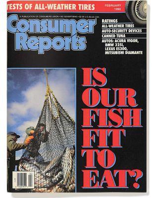 Consumer Reports Magazine 80th Anniversary Covers