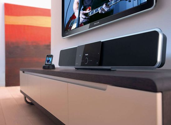 Can you hook up a soundbar to a surround sound