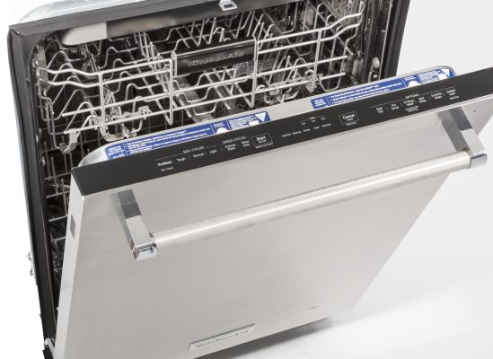 Picture of a quiet dishwasher.