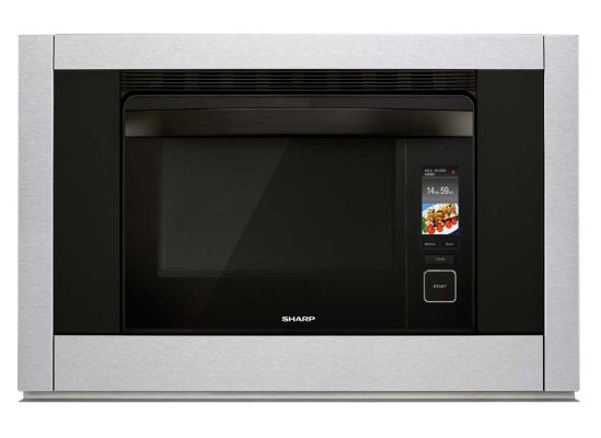 Sharps new oven uses steam to cook food