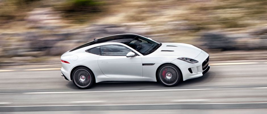 An Image Of The 2016 Jaguar F Type Luxury Coupe