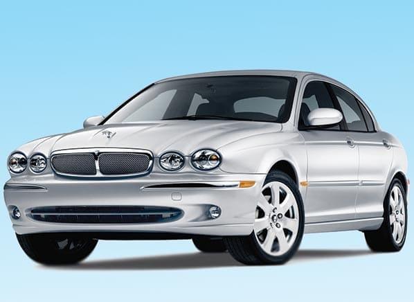 Past Jaguar Models