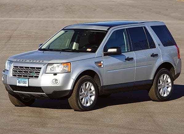 Land Rover Models >> Land Rover Consumer Reports