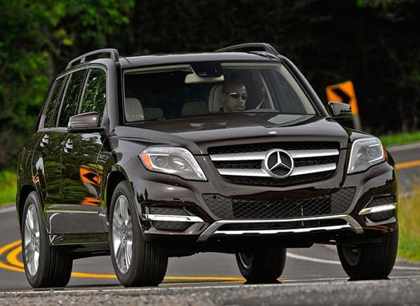 Mercedes benz consumer reports for Mercedes benz suv models
