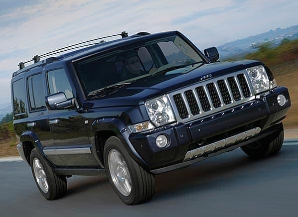 Past Jeep Models