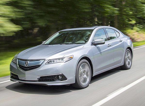 Acura - Consumer Reports