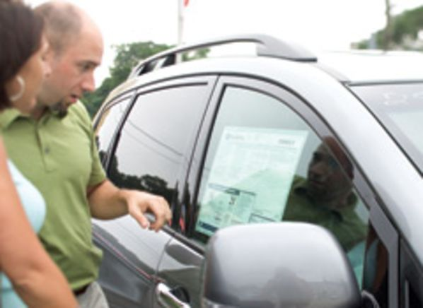 consumer reports used car buying guide