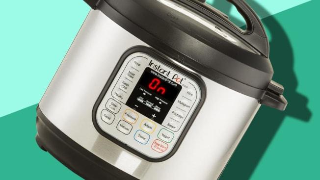 Instant Pot 7-In-1 Cooker