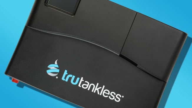 Trutankless brand tankless water heater