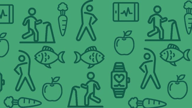 Icons that speak to heart health